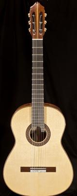 Hill Guitar, Hill Guitar Company, Kenny  Hill,  281208 classical guitar